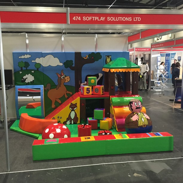 Soft Play Area For Sale
