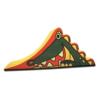 Soft Play Crocodile Slide