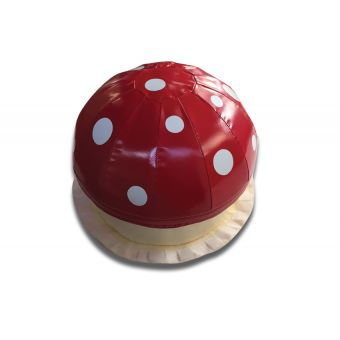 Mushroom Stepping Stones