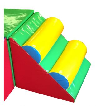 Soft Play Mini Log Climb