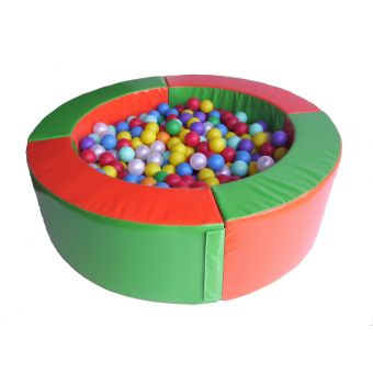 Soft Play 1.4m Standard Round Ball Pond