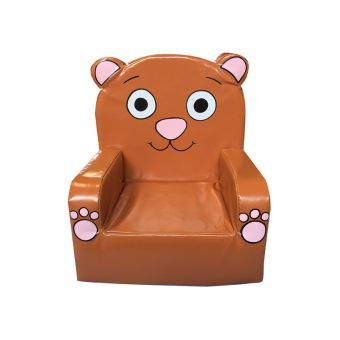 Soft Play Teddy Bear Seat