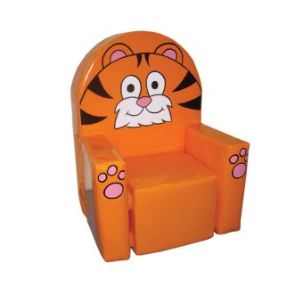Soft Play Tiger Seat
