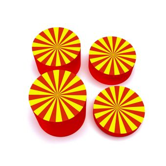 Soft Play Circus Stepping Stones