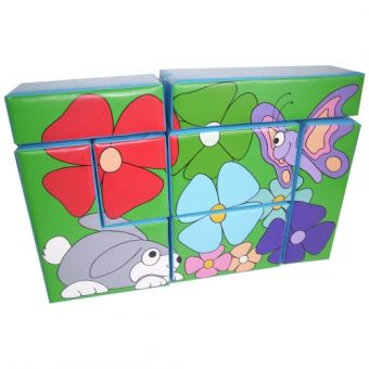 Soft Play Farm Puzzle Block