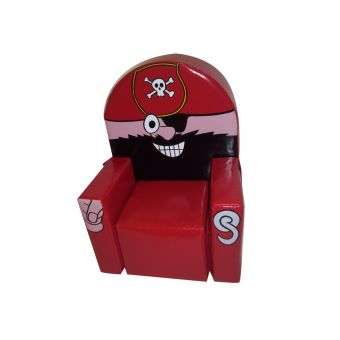 Soft Play Pirate Seat