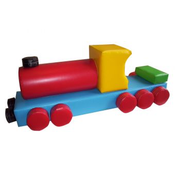 Soft Play Train