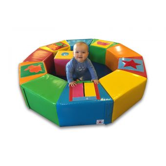 Soft Play 1.5m Baby Tub / Ball Pool