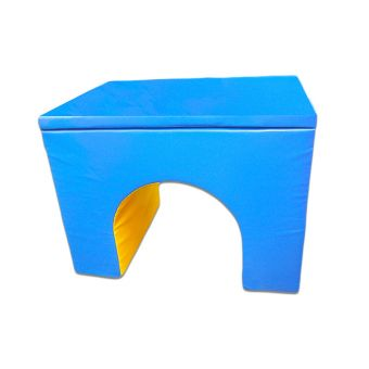 Soft Play Agility Arch Block