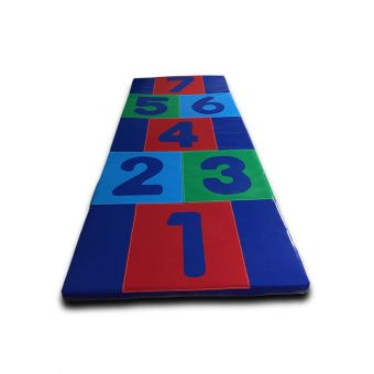 Soft Play Hopscotch Mat