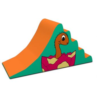 Soft Play Dino Slide