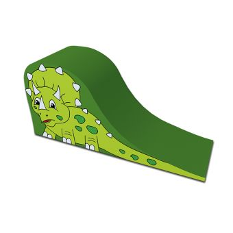 Soft Play Triceratops Climb And Slide