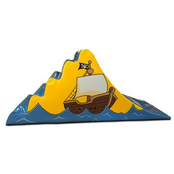 SOFT PLAY PIRATE STEPS & SLIDE 2