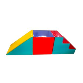 Soft Play Steps Block Slide 3