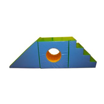 Soft Play Steps Tunnel Block and Slide