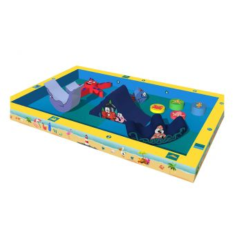 Seaside Adventures Play Pit (6m x 4m)
