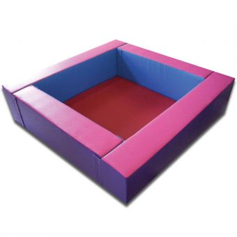 Soft Play 1.4M Square Ball Pit