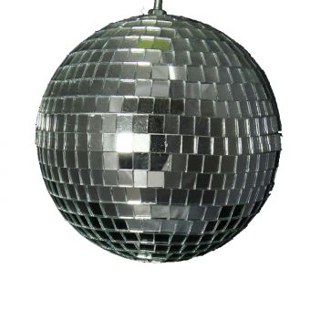 SPINNING MIRROR BALL