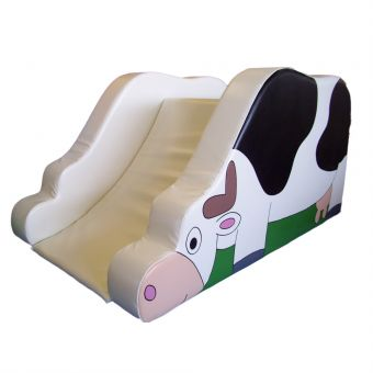 Soft Play Cow Climb & Slide