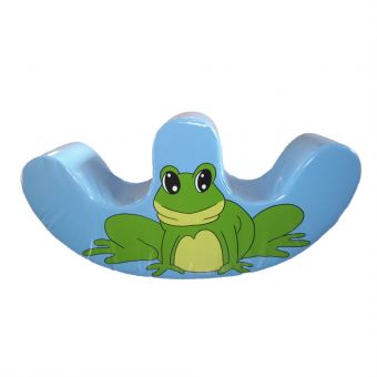 Soft Play Double Frog Rocker