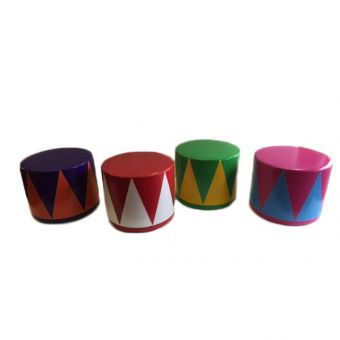 Soft Play Round Drum Seats