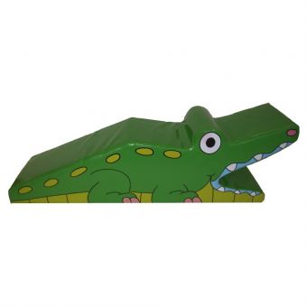 Soft Play Crocodile (open mouth)