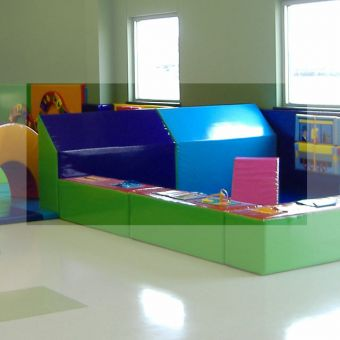 Soft Play Freestanding Boundary Walls(per m)