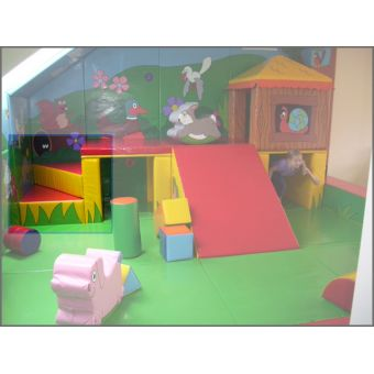 Soft Play Mini Windy Steps