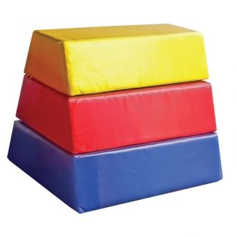 Soft Play Adjustable Vault Blocks
