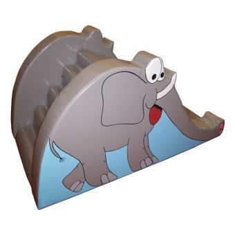Soft Play Elephant Climb & Slide