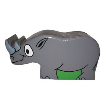 Soft Play Rhino