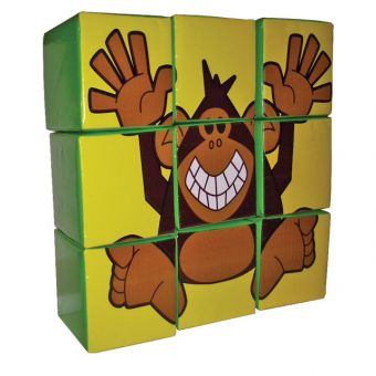 Soft Play Monkey Puzzle
