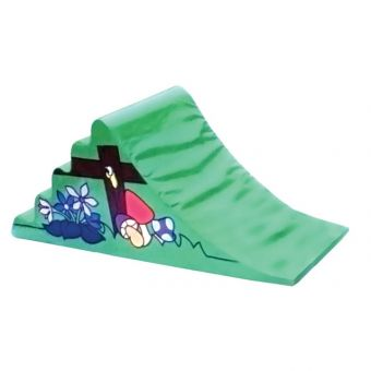 Soft Play Wavy Steps & Slide