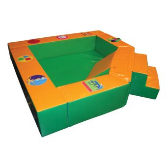 Soft Play Corner Ball Pond