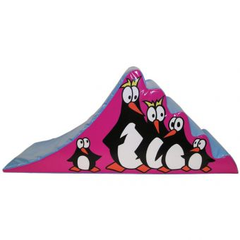 Soft Play Penguin Steps & Slide