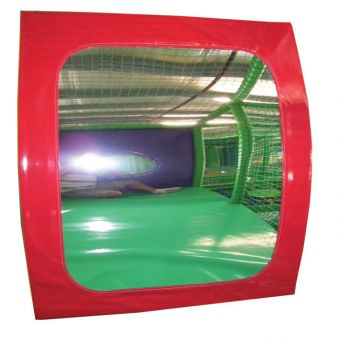 Soft Play Bendy Distortion Mirror