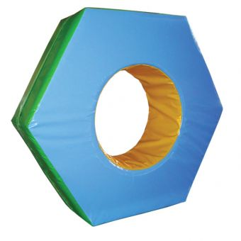 Soft Play Hexagonal Polo Ring