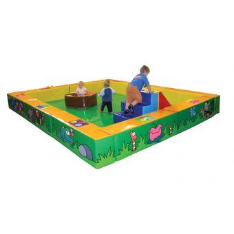 Soft Play 4m x 4m Play Pit