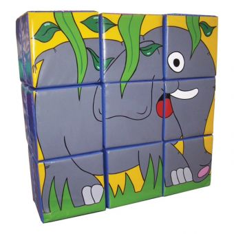 Soft Play Elephant Puzzle