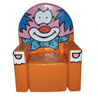 Soft Play Clown Seat