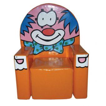 Soft Play Clown Seat