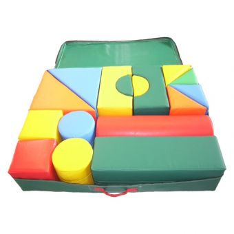 Soft Play 16 Piece Set (in storage bag)