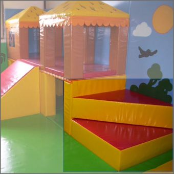 Soft Play Windy Steps