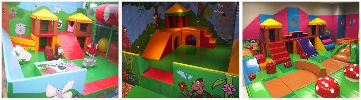 Safe Quality Soft Play Areas For Children Softplay Solutions
