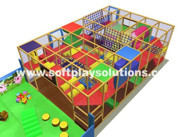 Medium to Large Play Structures