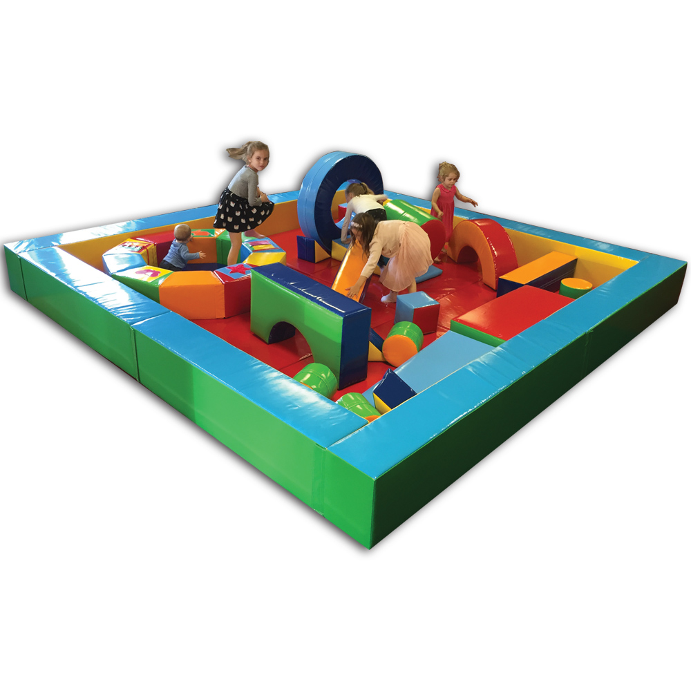 Soft Play 4m X 4m Play Pit Softplay Solutions