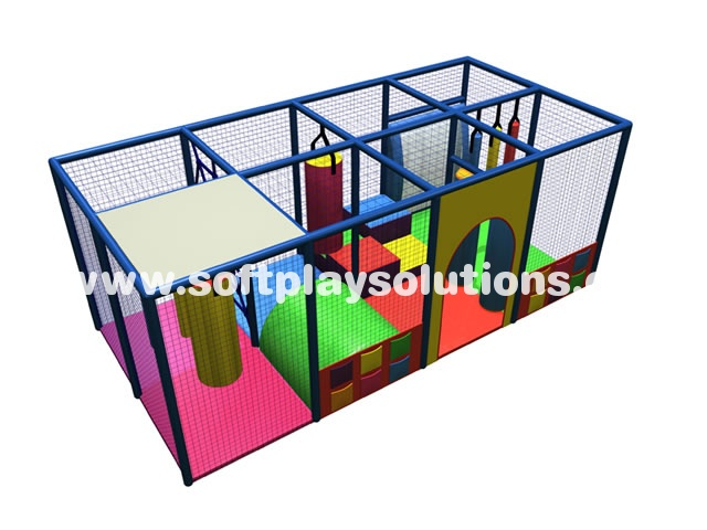 Small to Medium Play Structures