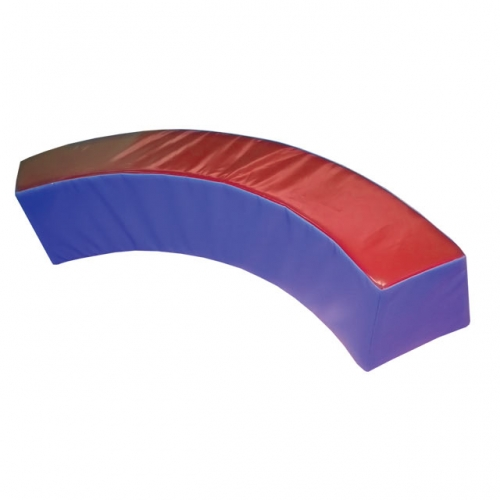 Soft Play Curved Balance Beam