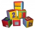 Soft Play Set of 6 Activity Cubes