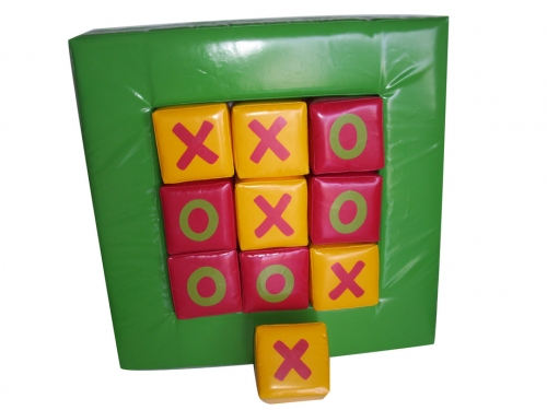 Soft Play Noughts & Crosses Puzzle